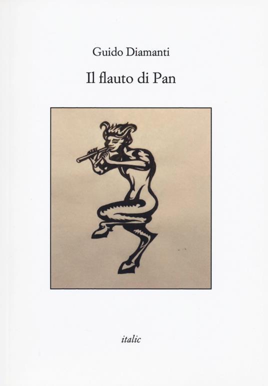 Il flauto di Pan - Guido Diamanti - copertina