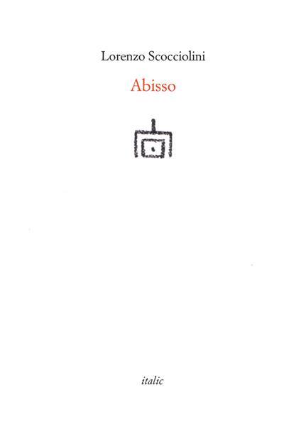 Abisso - Lorenzo Scocciolini - copertina