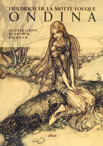 Ondina - Friedrich de La Motte Fouqué - copertina