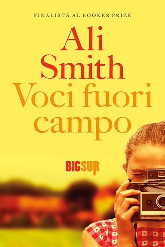 Voci fuori campo - Ali Smith,Federica Aceto - ebook