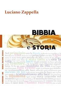 Bibbia e storia - Luciano Zappella - copertina