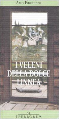 I veleni della dolce Linnea - Arto Paasilinna - copertina