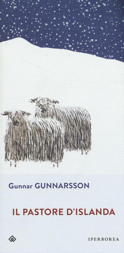 Il pastore d'Islanda - Gunnar Gunnarsson - copertina