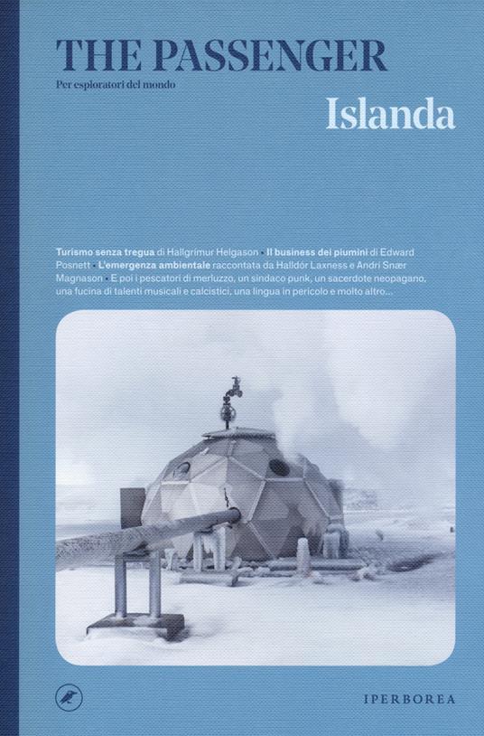 Islanda. The passenger. Per esploratori del mondo - copertina