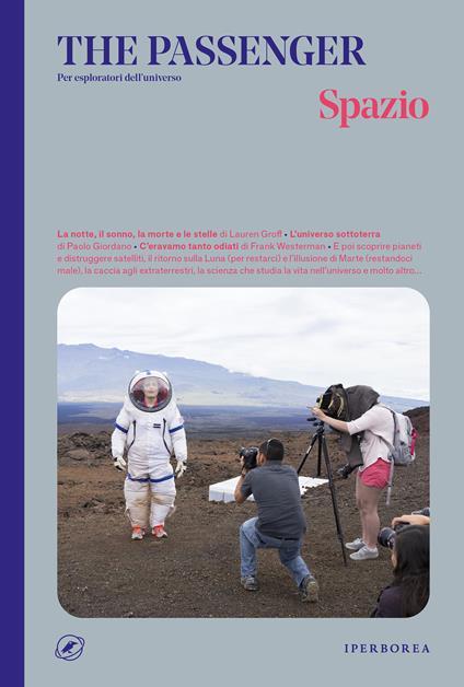 Spazio. The passenger. Per esploratori dell'universo - Edoardo Massa - ebook