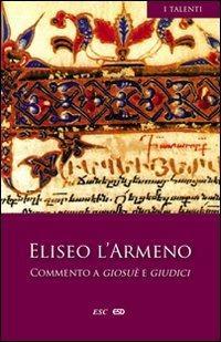 Commento a Giosuè e Giudici - Eliseo l'Armeno - copertina