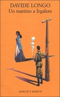 Un mattino a Irgalem - Davide D. Longo - copertina