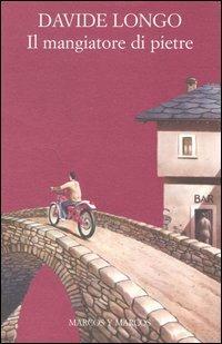 Il mangiatore di pietre - Davide D. Longo - copertina