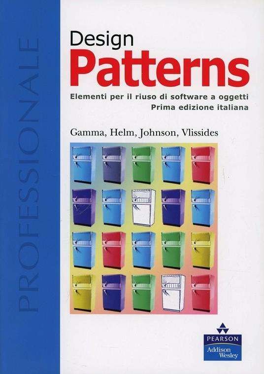 Design patterns - copertina