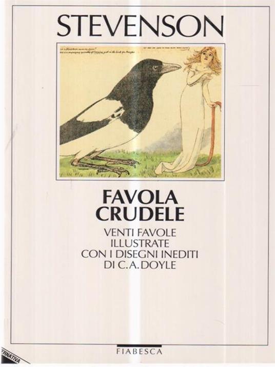 Favola crudele - Robert Louis Stevenson - copertina