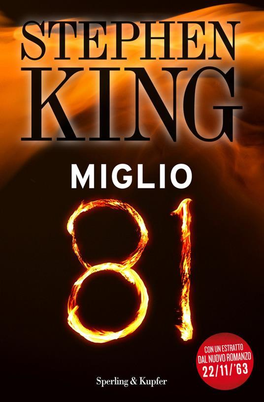 Miglio 81 - Stephen King - ebook