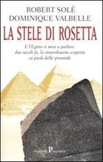 La stele di Rosetta