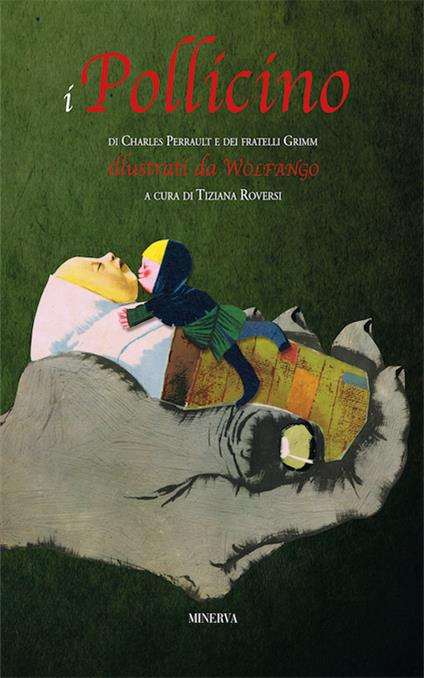 I Pollicino - Charles Perrault,Jacob Grimm,Wilhelm Grimm - copertina