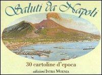Saluti da Napoli. Ediz. illustrata - copertina