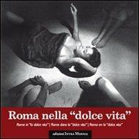 Roma nella dolce vita - copertina