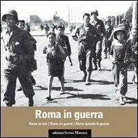 Roma in guerra - copertina