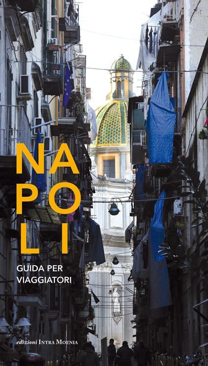 Napoli. Guida per i viaggiatori - copertina