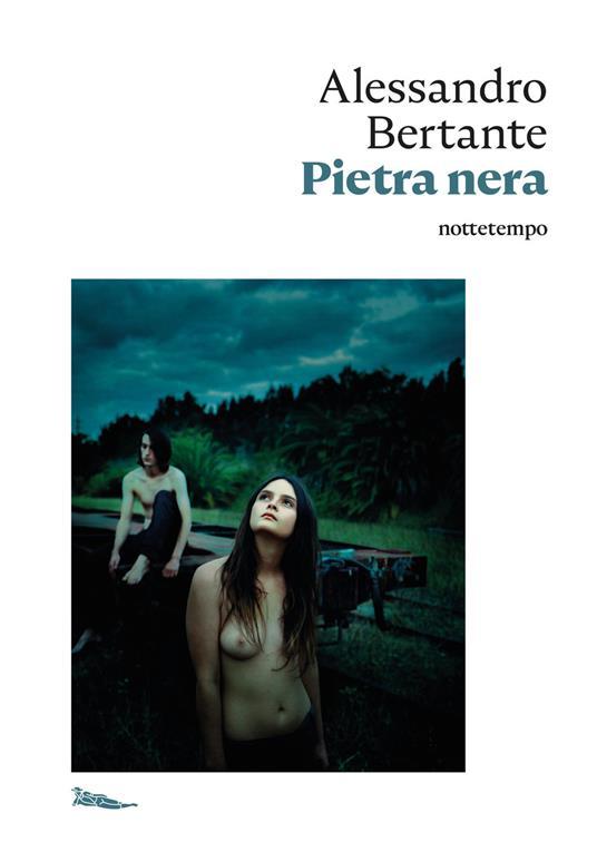 Pietra nera - Alessandro Bertante - ebook