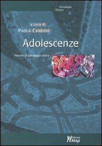 Adolescenze. Itinerari psicoanalitici - copertina
