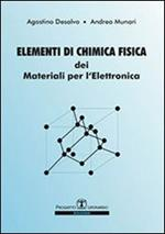 Elementi di chimica fisica dei materiali per l'elettronica