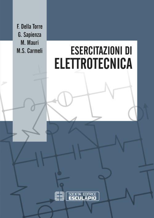 Esercitazioni di elettrotecnica - copertina