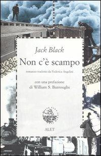 Non c'è scampo - Black Jack - copertina