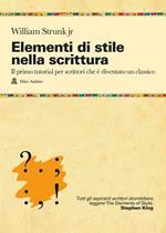 Elementi di stile nella scrittura