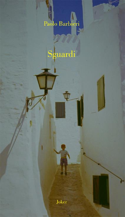 Sguardi - Paolo Barbieri - copertina