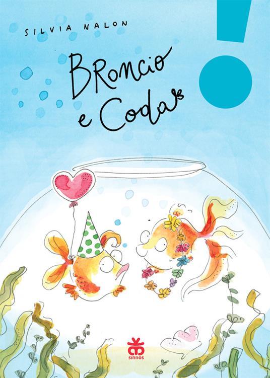 Broncio e Coda - Silvia Nalon - copertina