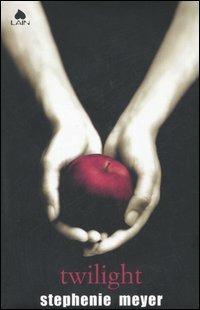 Twilight - Stephenie Meyer - copertina