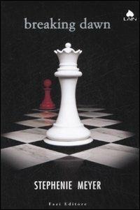 Breaking dawn - Stephenie Meyer - copertina