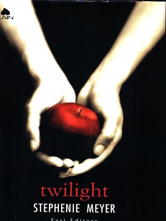 Twilight - Stephenie Meyer - 3