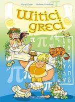Mitici greci. Con CD Audio