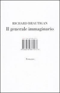 Il generale immaginario - Richard Brautigan - copertina