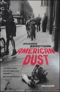American dust - Richard Brautigan - copertina