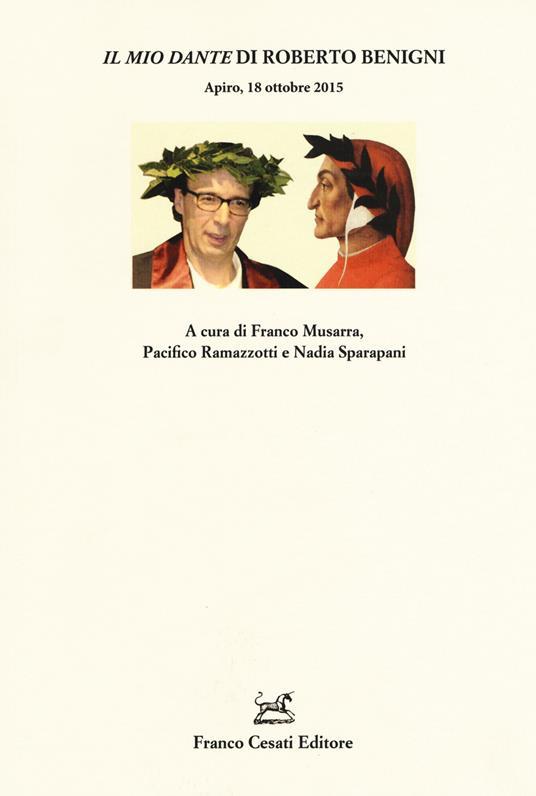 Il mio Dante di Roberto Benigni. Apiro (18 ottobre 2015) - copertina
