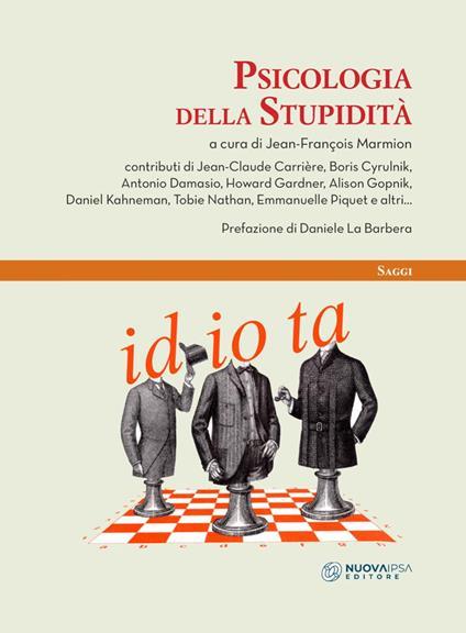 Psicologia della stupidità - copertina