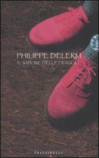 Il sapore delle fragole - Philippe Delerm - copertina