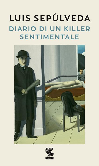 Diario di un killer sentimentale - Luis Sepúlveda - copertina