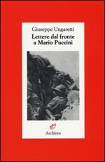 Lettere dal fronte a Mario Puccini