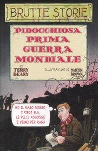 Pidocchiosa prima guerra mondiale - Terry Deary - copertina