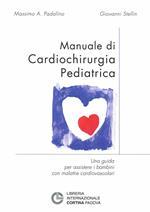 Manuale di cardiochirurgia pediatrica