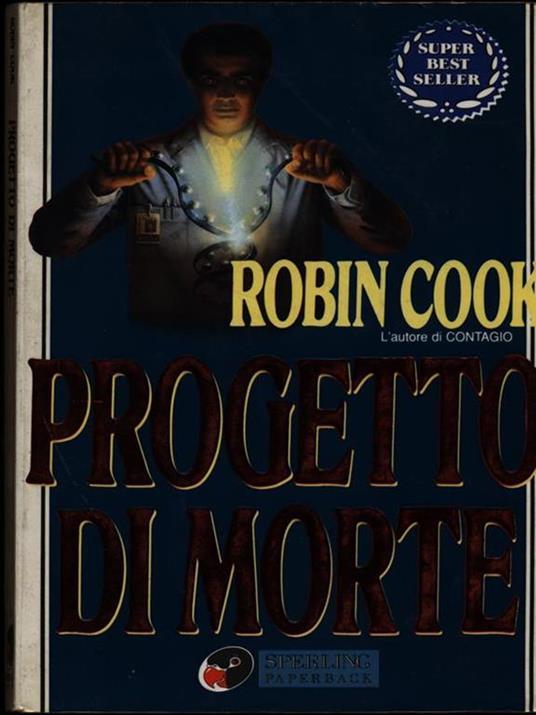Progetto di morte - Robin Cook - 3