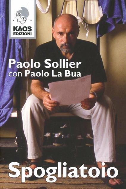 Spogliatoio - Paolo Sollier,Paolo La Bua - copertina