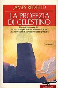 La profezia di Celestino - James Redfield - copertina