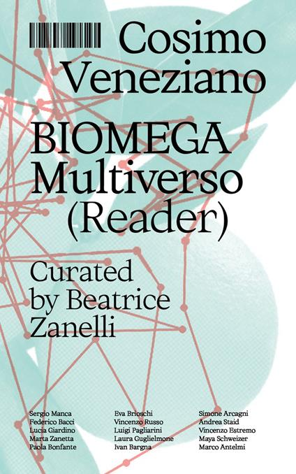 Biomega Multiverso (Reader). Ediz. italiana e inglese - Cosimo Veneziano - copertina
