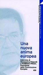 Una nuova anima europea. Intervista di G. Paterniti a Romano Prodi