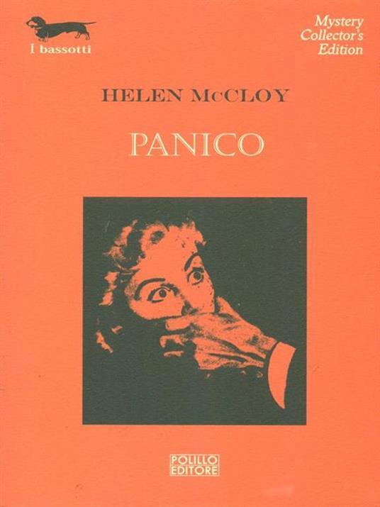 Panico - Helen McCloy - copertina