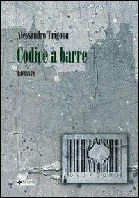 Codice a barre - Alessandro Trigona - copertina
