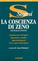 Italo Svevo. La coscienza di Zeno - Anna Palatucci - copertina